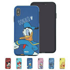 DISNEY Lovely Bumper Cover Galaxy S10 S9 Note9 iPhone XS Max XR X 8 7 Plus Case