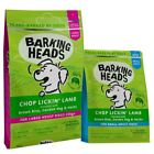 Barking Heads Chop Lickin' Lamb Small & Large Breed 1.5kg/4kg/12kg Dry Dog Food