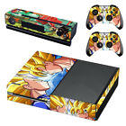 Dragonball Stickers For XBOXONE Console Controllers Vinyl Decals Cover Skin