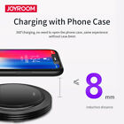 Cobble Pro Qi Wireless Charger Pad Charging Dock For iPhone X/XR/XS/MAX/8/Plus