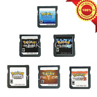 Pokemon White & Black Series Console Video Game DS 2DS 3DS Play Now !