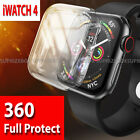 Case for Apple Watch Series 4 Ultra thin Clear TPU Screen Protector iWatch Cover