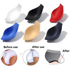 Men Enlarge Bulge push up cup pad pouch swimwear briefs Underwear protect