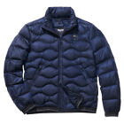 BLAUER MENS QUILTED JACKET FOR WAVES ELIA 18WBLUC03093 4938 888 NAVY