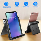 Adjustable Desktop Stand Holder Universal for iPhone, iPad, Cell Phone & Tablet