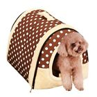 Winter Soft Warm Pet Dog House Kennel Bed Cave Puppy Cat Puppy Bed Doggy Cushion