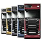 Phone Case/Back Cover for Blackberry KEY2/BBF100 /HGV Euro Truck Cab-Over Lorry
