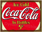 30x40cm Coca Cola Coke Bottles Rustic Tin Sign or Decal $20.0  on eBay