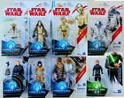 Star Wars Force Link 3.75-Inch Action Figures - Luke R2-D2 Yoda Obi Wan C-3PO $8.95 USD on eBay
