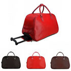 Ladies Trolley Holdall Bag Weekend Bag Mens Hand Luggage Travel Handbag MP1001-7