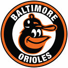 Baltimore Orioles Circle Logo Vinyl Decal / Sticker 5 sizes!! on Ebay