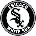Chicago White Sox Circle Logo Vinyl Decal / Sticker 5 sizes!! on Ebay