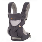 Ergo 360 Four Position breathable carrier Dusty gray New box