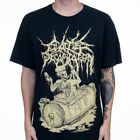 Cattle Decapitation Bathing In A Grease Disposal Unit T-Shirt All Sizes New
