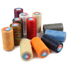 Kyпить 80/260M Waxed Sewing Thread For Upholstery Leather Canvas Bag Handcraft Assorted на еВаy.соm