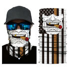 US Ship! Joker Motorcycle Cycling Neck Scarf Half Face Mask Bandana Ski Headband