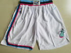 New Season Miami Heat White Basketball Shorts Size: S-XXL on eBay