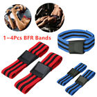1~4Pcs Sports BFR Bands Pro Blood Flow Restriction Occlusion Training Band Belts image