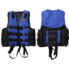 Life Vest Swimming Jacket Polyester Inflatable Boating Sailing Water Safety