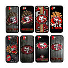 San Francisco 49ERS Rubber Phone Case Cover For iPhone/ Samsung/ LG