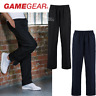 GAMEGEAR MEN'S TRAINING PANTS TRACKUSIT BOOTOMS SPORT TROUSERS GYM POCKETS LINED
