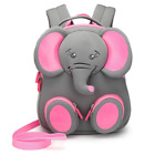 Best New Fashion Children School Bags for Girls Boy 3D Elephant Design Student.
