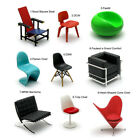 Rare Reac Japan Miniature 1/12 Scale Designer Chairs Vol.1 Each Sell Separately