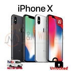 NEW Other Apple iPhone X (A1901, Factory Unlocked) All Colors & Capacity