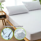 D2F8 Hypoallergen Bedspread Waterproof Mattress Pad Comfortable Mattress Cover image