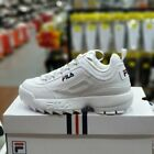 930d5032e160a New with box FILA Disruptor II 2 White Authentic Dad Ugly Shoes Unisex  Sz4-11 FS1HTA1071X_WWT