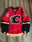 Calgary Flames Team Issued Home Away Jerseys Reebok Authentic AHL NHL $119.99 USD on eBay