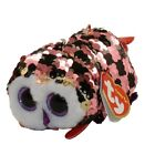 TY TEENY FLIPPABLES 2019 WITH SEQUINS BEANIE BABIES MANY ANIMALS TO CHOOSE FROM