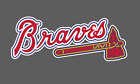 Atlanta Braves Sticker Vinyl Vehicle Laptop Decal on Ebay