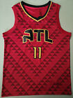 Atlanta Hawks #11 Trae Young Red Basketball Jersey Size: S - XXL on eBay