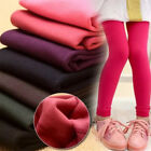 Внешний вид - Autumn Winter Girls Leggings Velvet Thickened Pants For 3-12 year Kids Leggings