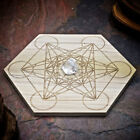HSFY: Build Your Own Mini Crystal Grid Set - Set your own Intention Small Grid