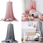 Elegant Lace Bed Canopy Netting Curtain Fly Midges Insect Cot Mosquito Dome Net image