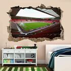Football Stadium Sunderland 3d Wall Sticker Mural Decal Kids Bedroom Home Decor