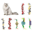 Dog Candy Ropes Chew Toy Squeaky Toys for Small to Medium Dogs Training