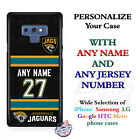 Jacksonville Jaguars A18 Personalized Football Phone Case Cover For Samsung etc. $27.98 USD on eBay