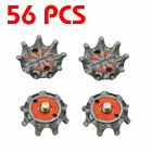 Golf Shoe Spikes Replacement Studs Soft Fast Twist For Footjoy Cleat Metal Screw