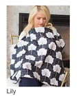 2 X Udder Covers Breastfeeding Nursing Privacy Cover - Cotton