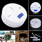 2Pcs LCD CO Carbon Monoxide Detector Poisoning Gas Warning Sensor Monitor ON