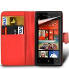 For Microsoft Lumia 550 - Leather Wallet Book Style Case