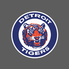 Detroit Tigers Vintage Logo 1964-1993 Sticker Vinyl Vehicle Laptop Decal on Ebay