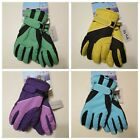 Girls Trufit One Size L-XL Insulated Waterproof Ski Winter Everyday Gloves