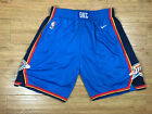 New Season Oklahoma City Thunder Blue Basketball Shorts Size: S-XXL on eBay