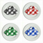 Внешний вид - 15 &17 in. Checkered Gingham Polyester Napkins(12/pack) Party picnic wholesale