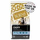 Burns Choice Adult Tasty Hypo-Allergenic Dry Dog Food - Lamb And Maize 12kg/24kg