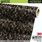 MINI MILITANT BLOOD Camouflage Vinyl Vehicle Car Wrap Camo Film Sheet Roll